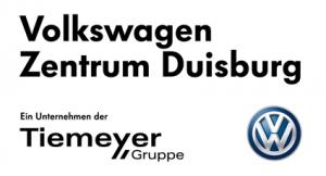 Volkswagen Zentrum Duisburg - Ein Unternehmen der Tiemeyer Gruppe Logo