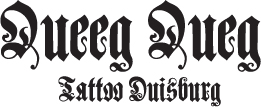 Queen Queg - Tattoo Duisburg Logo