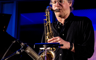Paul Heller Saxophone